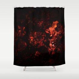 Hallo-wing Shower Curtain