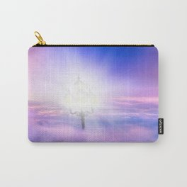 Surrealist City in the Sky Carry-All Pouch