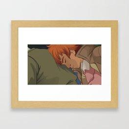 Like I'm Still Dreaming Framed Art Print