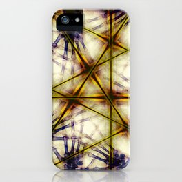 Show Of Hands iPhone Case