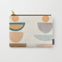 Modern Abstract Art 75 Carry-All Pouch