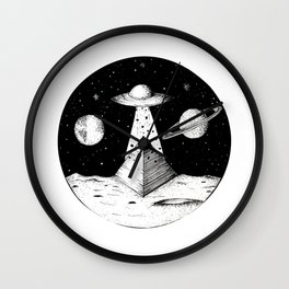 The Real Truth Wall Clock