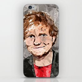 Painting Ed S iPhone Skin