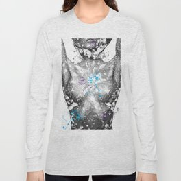 pollock'esque Long Sleeve T-shirt
