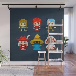 Select Your Job... Wall Mural
