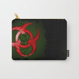The Living Biohazard Carry-All Pouch