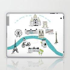 Morning In The City Laptop & iPad Skin