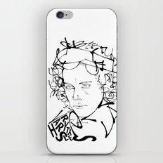 Typographic Harry iPhone & iPod Skin