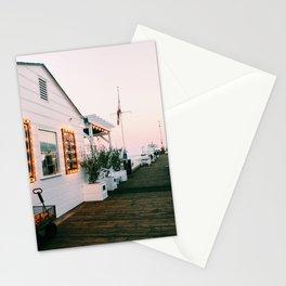 Malibu at Sunset Stationery Cards