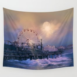 summer landscape Wall Tapestry