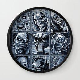 IRON MAIDEN IYENG 19 Wall Clock