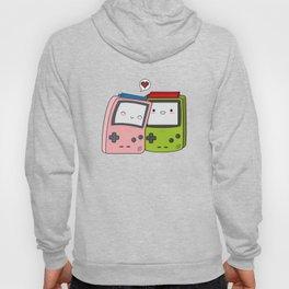 Game Boy love Hoody