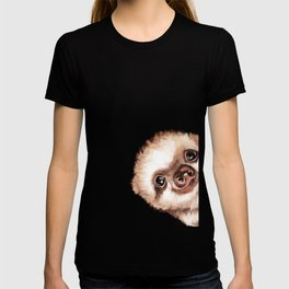 Sneaky Baby Sloth T-shirt