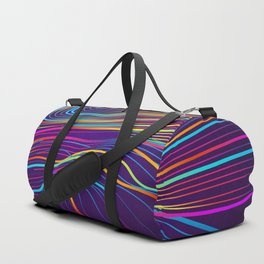 Streaks of Light Duffle Bag
