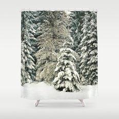 Warm Inside Shower Curtain