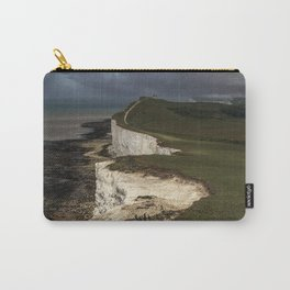White cliffs of Beachy Head Carry-All Pouch