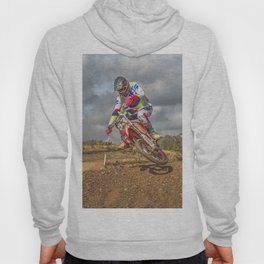 Motocross action sports Hoody
