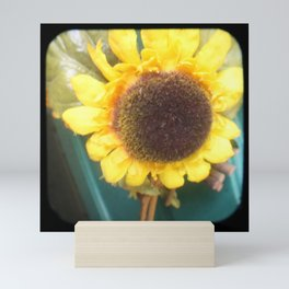 Yellow TTV Mini Art Print