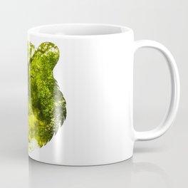 Tiger Forest Head Coffee Mug