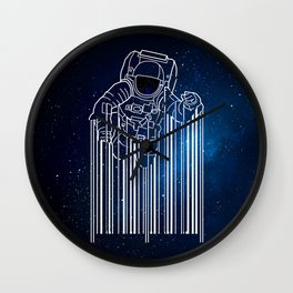 Astrocode Universe Wall Clock
