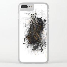 Unwelcome Gaze – Amazon 16 Clear iPhone Case