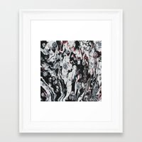 political Framed Art Prints featuring Neo-Political Science by Ken O'Toole