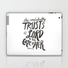 Psalm 112:7 Laptop & iPad Skin
