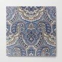 Boho paisley pattern by catyarte