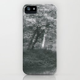 Across the River iPhone Case