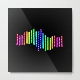 Rainbow 05 Metal Print