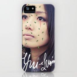 Yu-hsin iPhone Case