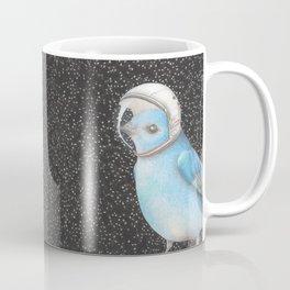 Bird space Coffee Mug