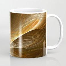 Golden Spiral Mug