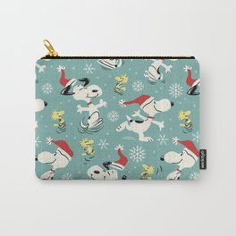 snoopy art print Carry-All Pouch