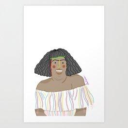 21st Century Women 2 Art Print