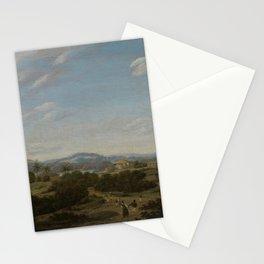 Brazilian Landscape, Frans Jansz Post, 1670 - 1680 Stationery Cards
