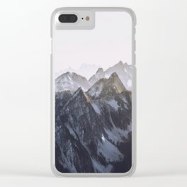 Find your Wild Clear iPhone Case