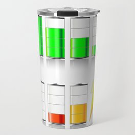 Battery Charging Travel Mug