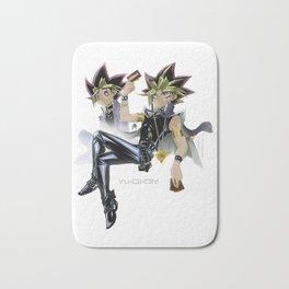 Yu-Gi-Oh! Yami Yugi & Yugi Mutou Bath Mat