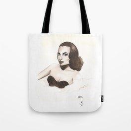 Black HERstory: Lena Tote Bag