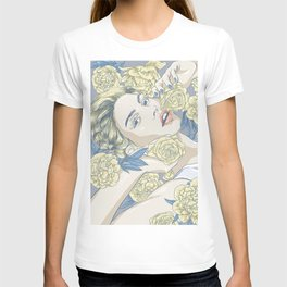 beauty in simple things T-shirt