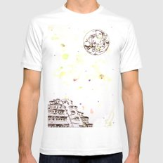 Ritual Mens Fitted Tee SMALL White