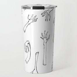 Severed Hands Travel Mug