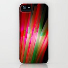 Plastic Jungle iPhone Case