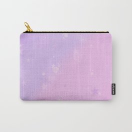 Purple Stars in a Candy Sky Carry-All Pouch