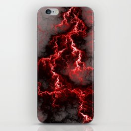 Lighting and Electric iPhone Skin