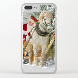 Christmas_20171107_by_JAMFoto Clear iPhone Case
