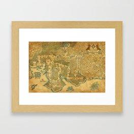Gen II Framed Art Print