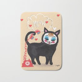 Meow is that you? Bath Mat