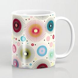 Vintage Circus Starburst Coffee Mug
